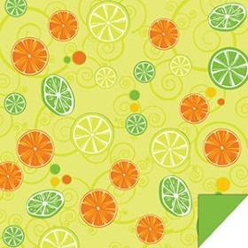 Citrus 24x24 in