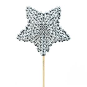 Star Blinkle 8.5cm on 50cm stick anthracite