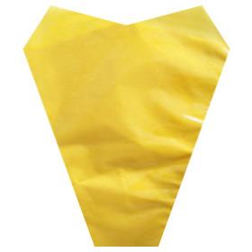 Sleeve Doublé Nonwoven Uni 54x44x12cm yellow