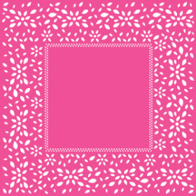 Artline Sheet 24x24 in pink