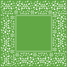 Artline Sheet 24x24 in green