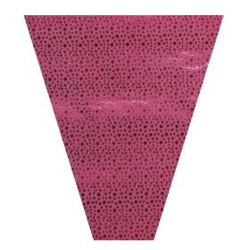 Hoes Glitter&Stars 50x40x12cm rood