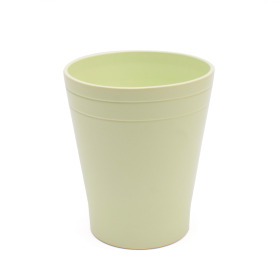 Ceramic Pot Quinn  4 in matte light green