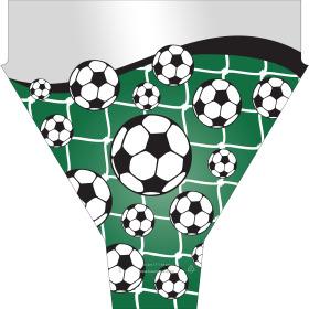 Soccer 21x17x5 in