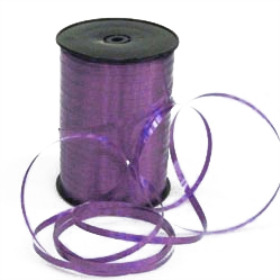 Curling ribbon 10mm x 250m purple