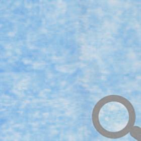 Sheet Nonwoven 30x30cm soft blue