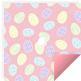 Easter Gift 24x24in pink with hole
