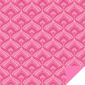 Sheet Jasmin 60x60cm pink