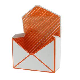Envelope For You 18x9.5x13cm orange