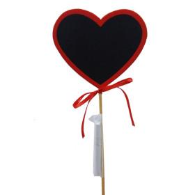 HEART CHALKBOARD PICK