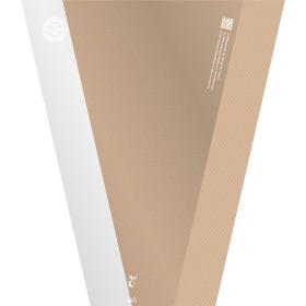 Sleeve Bio Basics 60x40x15cm