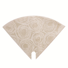 Sleeve Royal 43x43cm cream