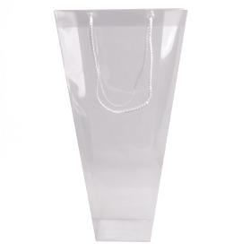 Carrybag 27/11x12/11x50cm transparent