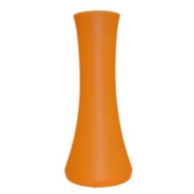 Solino vaasje 11cm oranje
