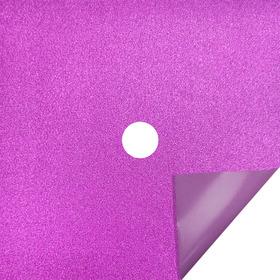Glitter & Glamour 24x24in purple H3