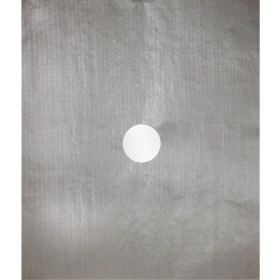 Kraft 20x24 in 50Grs metallic silver with hole