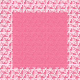JEWEL 24x24 IN PINK