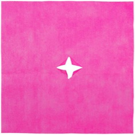 Nonwoven 20x28in hot pink + x