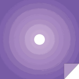 Ombre 24x24in purple H3
