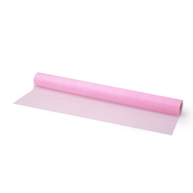 Organza on roll 50cm x 10m pink
