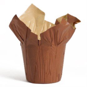 Cover-Ups Kraft 4.5 in dark brown