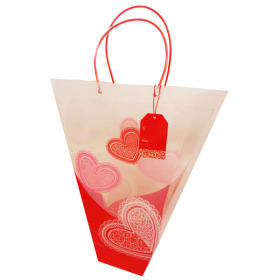 VINTAGE LOVE BAG 18x14x5 IN