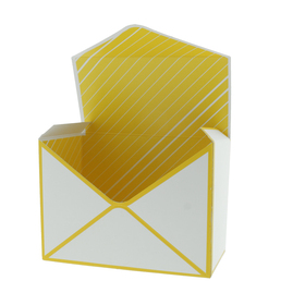 Envelope For You 18x9.5x13cm yellow