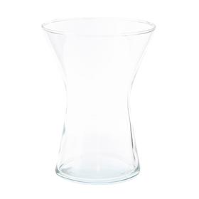 Glass vase Narvik Ø14 H20cm