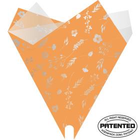 Smartsleeve Atelier 35x35cm orange