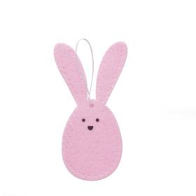 Haas Bunny Sunny 12cm roze