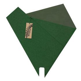 Hoes Handmade by Martha 50x53cm (LxB) groen