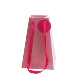 Draagtas Bano 10/10x17/17x27,5cm roze