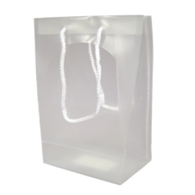 Windowbag 11x16x33cm frosted
