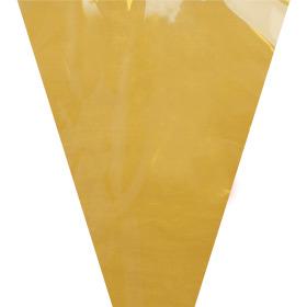 Sleeve Pure Basics 54x44x12cm yellow