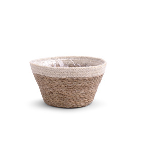 Bowl Urban Ø20 H10cm off white