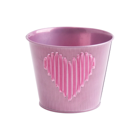 Pot Zinc Foxy Flirt ES12 pink
