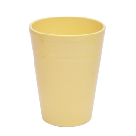 Ceramic Pot Pax ES12 soft yellow