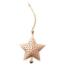 Star Rustic 6.5cm gold