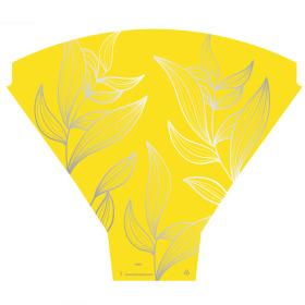 Sleeve Eden 54x44x12cm yellow