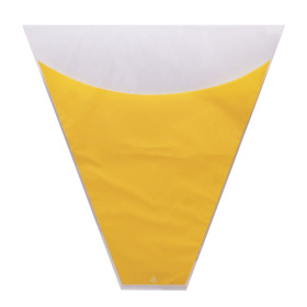Sleeve Basic Uni  50x44x12cm  yellow