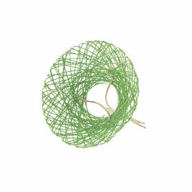 Bouquet holder Paperweb Ø20cm green