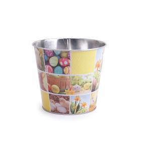 Zinc pot Easter ES12