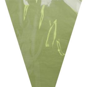 Sleeve Pure Basics 54x35x10cm green