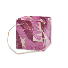 Carrybag Urban Jungle 16x16x16cm purple