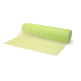 Roll Short fiber 60cmx25m soft green