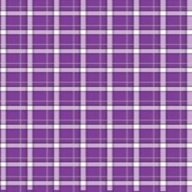 NONWOVEN PLAID 20X28 IN + X PURPLE