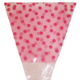 TANGO POLKA DOTS17 IN LIGHT PINK