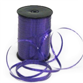 Curling ribbon 5mm x 500m dark purple