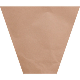 Plant sleeve Basic Style 34x34.5x14.5cm natural