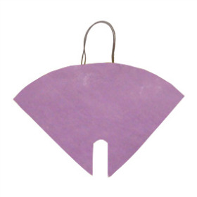 Flowerbag Nonwoven 40x40cm lilac